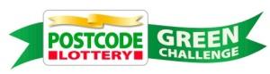 Postcode Lottery Green Challenge Logo